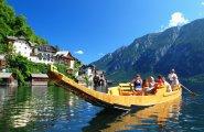 © Kraft | Salarius - Mit dem Salzschiff über den malerischen See