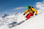 © OÖ.Tourismus/Hinsl | Freesports Arena Krippenstein: Bist du bereit? Für 30 Kilometer feinsten Tiefschnee? Für die längste Abfahrt Österreichs?