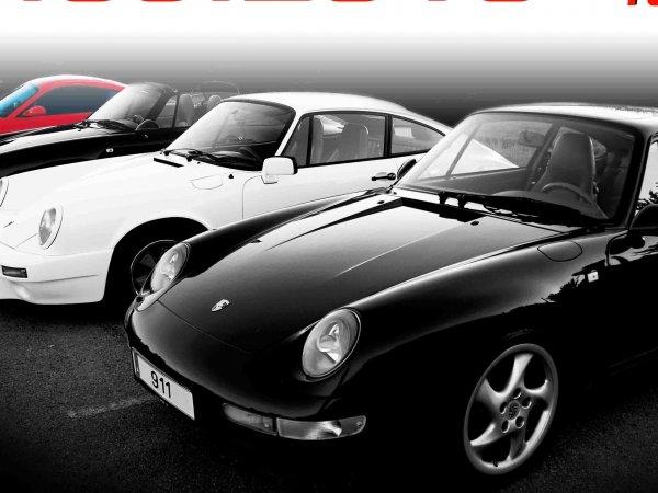 Treffen der Porschefreunde Salzkammergut, Altmnster