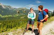 © TV Lammertal | Alpenblumen Wanderung in Russbach am Pass Gschütt
