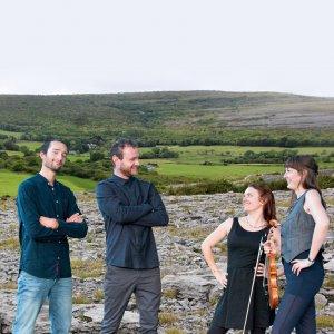© Chris Dobson   Claudia Schwab Quartett in Bad Goisern