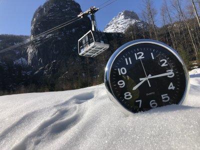 © Outdoor Leadershiü | Tourengeher-Frühfahrt auf den Krippenstein in Obertraun