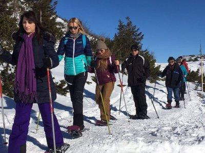 ©  | Schneeschuhwandern auf dem Feuerkogel in Ebensee im Salzkammergut: Geführte Schneeschuh Wanderungen