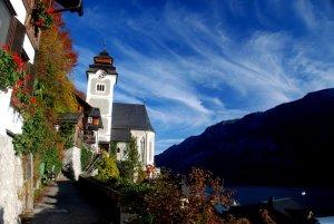 © Kraft   Gottesdienste Pfarrkirche Mariä Himmelfahrt in Hallstatt in der Ferienregion Dachstein Salzkammergut