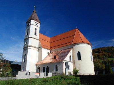 kath. Kirche Bad Goisern - © Kraft