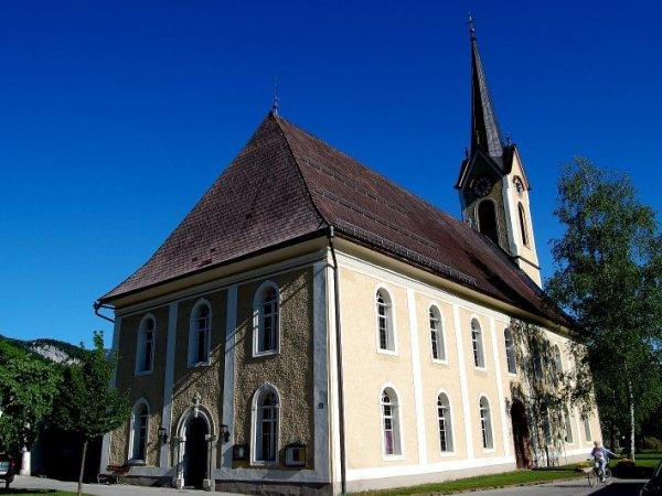 © Kraft/www.bad-goisern.net | Kirchenkonzert der Feuerwehrmusik St. Agatha