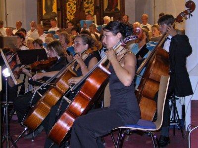 Ökumenischen Kirchenmusik Studienwoche. Gosauer Singwoche. Kultururlaub im Salzkammergut | © Posch
