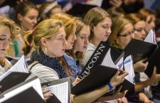 HS Choir and Orchestra Edwin O. Smith
