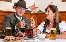 © K&K Foto | Veranstaltungen im Salzkammergut: Krambamperl-Brennen in Hallstatt