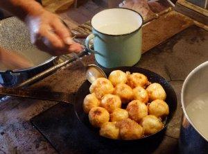 © Josef Fallnhauser | Kulinarischer Advent: Holzknechtnockn im Cafe Polreich