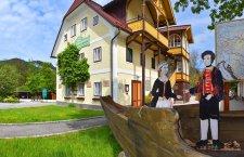 © Kraft | Heimat- und Landlermuseum am Kurpark in Bad Goisern am Hallstättersee