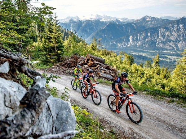 ©Bihounek   Salzkammergut  Mountainbike Trophy in Bad Goisern am Hallstättersee   Sportveranstaltung