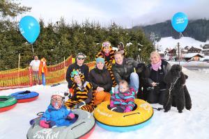 © Hörmandinger | Neujahrs-Kinderschneefest in Gosau