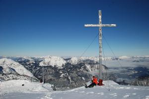 © Kraft | Schneeschuhtouren auf dem Dachsteinplateau