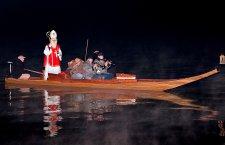 © Schöpf/ | Der Nikolaus kommt über den See