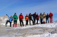 © Posegga |  Schneeschuhwandern in der UNESCO Welterberegion Hallstatt Dachstein Salzkammergut: Geführte Schneeschuhwanderungen rund den Jahreswechsel auf der Gjaidalm beim silvester im Salzkammergut.