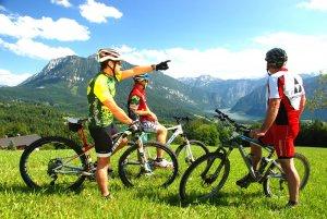 © Kraft | Tägliche geführte Mountainbike-Touren durchs Salzkammergut