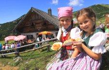 © Hörmandinger | Traditionelles Almerlebnisfest auf dem Feuerkogel