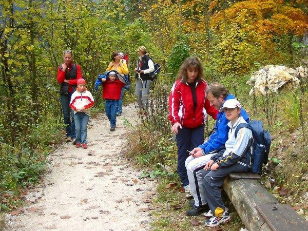 ©Kraft/www.hallstatt.net / Geführte Herbstwanderung am Feiertag