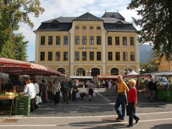 © Sepp Aitenbichler | Wochenmarkt in Bad Ischl