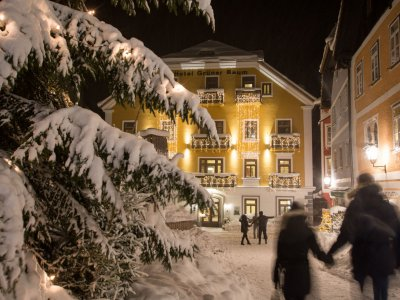 Advent in Hallstatt