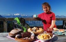 © Kraft | Almfrühstück in der UNESCO Welterberegion Hallstatt Dachstein Salzkammergut