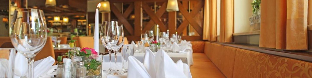 The Sommerhof Restaurant in the Gosau valley -