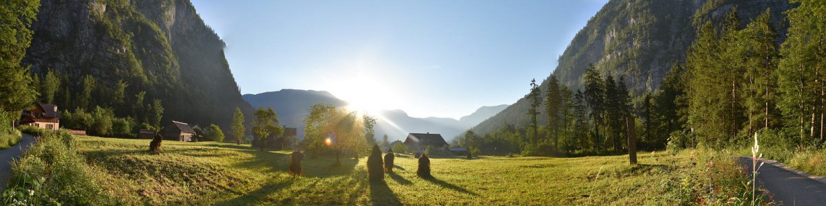 Echern Valley in Hallstatt - © Kraft