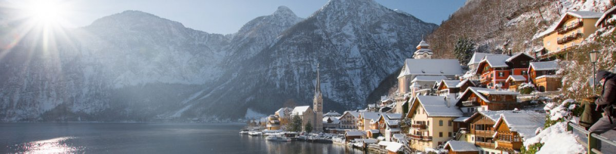 Holiday in austria: Winterholiday in Bad Goisern at Lake Hallstatt - © netwerkstatt/Kraft