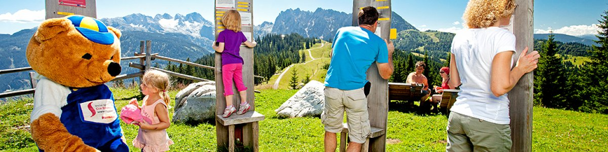 Abenteuersommer in Russbach am Pass Gscütt -