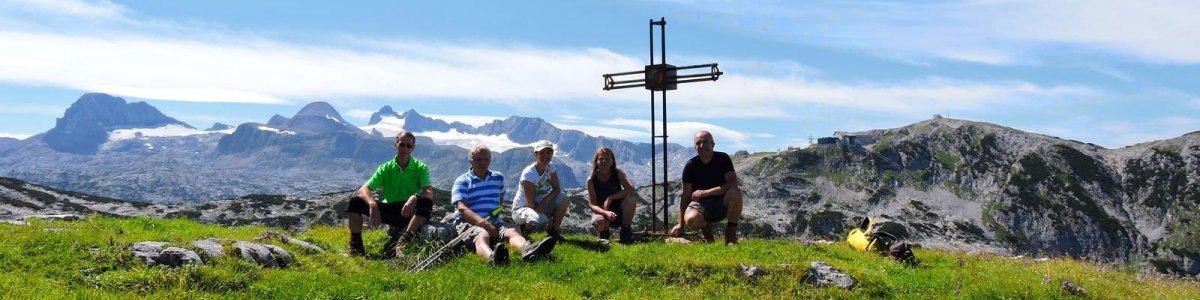 """Gipfelwanderung """"am Stein"""": Speikberg/ Däumelkogel  - © Bichler"""