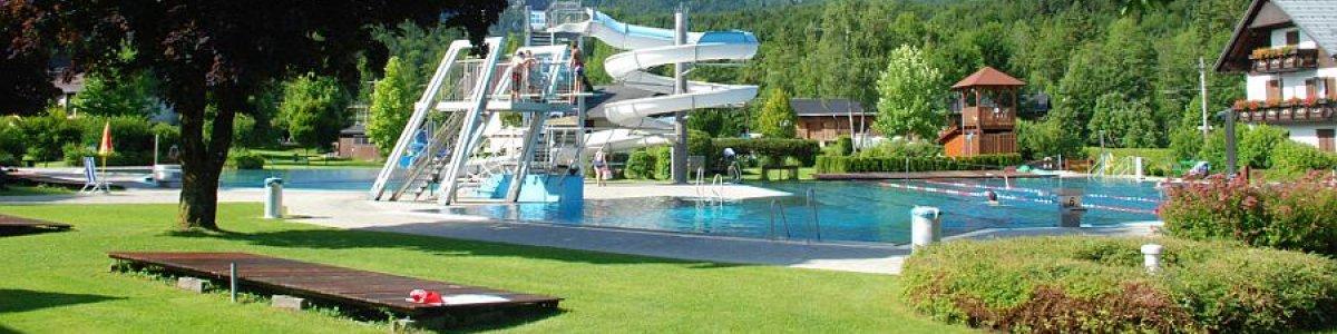 Aquajogging im Parkbad Bad Goisern - © Kraft