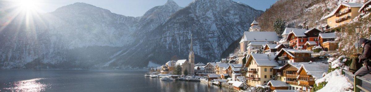 Holiday in austria: Winterholiday in Bad Goisern at Lake Hallstatt - © netwerkstatt/Kraft