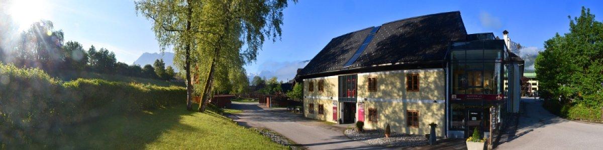 Museen im Salzkammergut: Das Hand.Werk.Haus in Bad Goisern - © Kraft