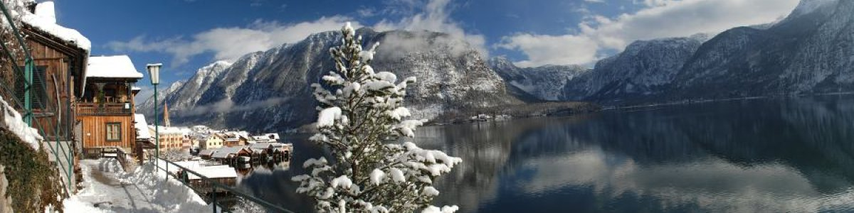Advent in Hallstatt -