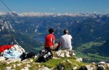© Kraft | Obertrauner Wanderherbst | Hiking in Autumn Program in Obertraun on Lake Hallstatt