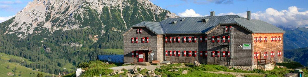 Hofpürglhütte - © TVB Filzmoos