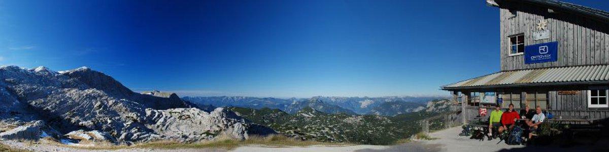 Berghütten und Almen im Welterbe - © Kraft