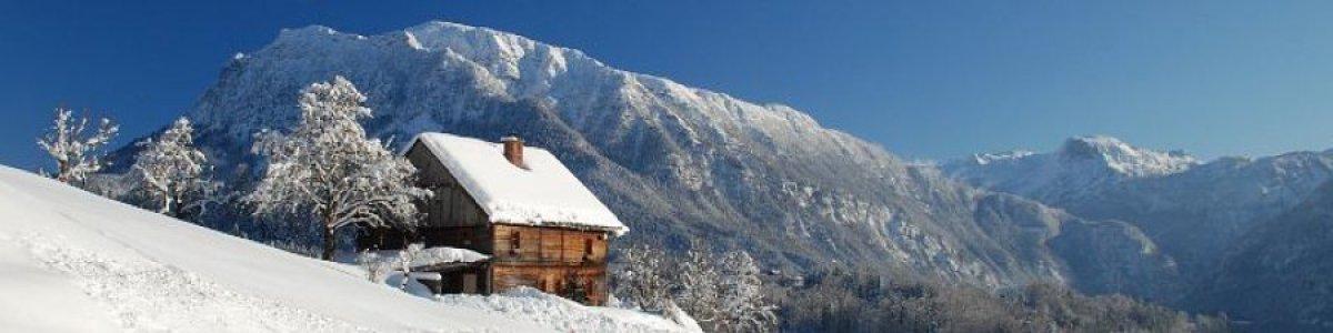Winterurlaub im Salzkammergut: Bad Goisern am Hallstättersee - © Kraft