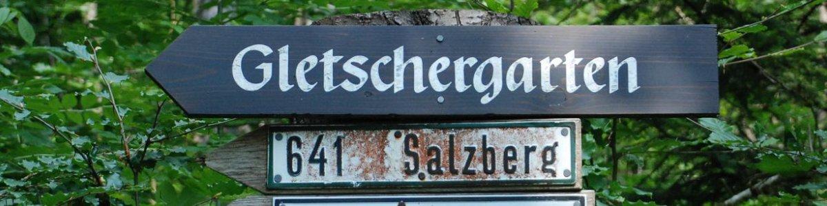 Gletschergarten Hallstatt -