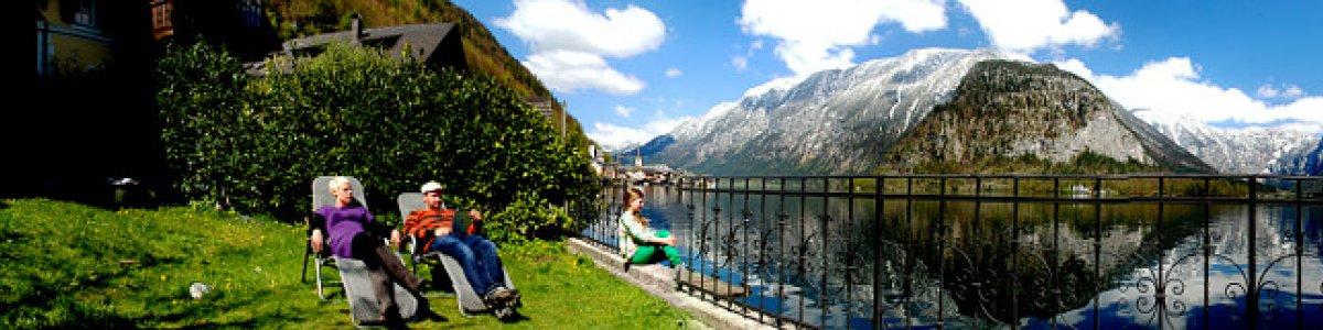 Holiday in Hallstatt in Austria: Holiday apartment 'kraft tanken' - - © Kraft