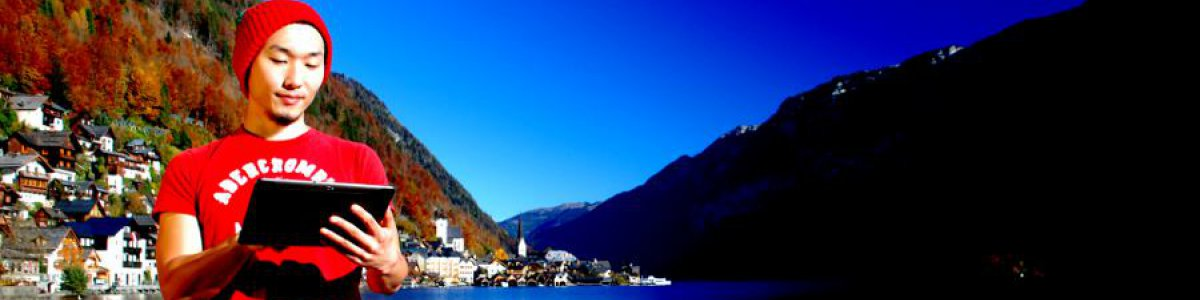Wi-Fi hotspots within the World Heritage:  - © Kraft