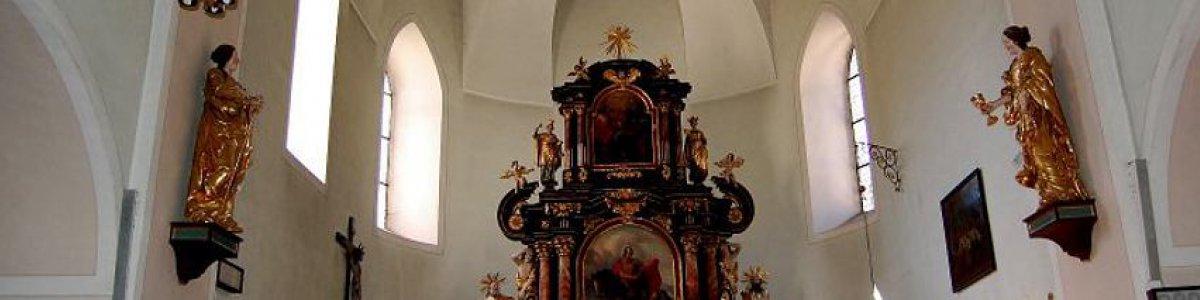 Katholische Kirche von Bad Goisern am Hallstättersee - © Kraft