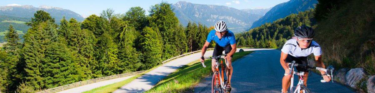 Mountainbiken und Fahrrad in Bad Goisern am Hallstättersee - © OÖ.Tourismus/Erber