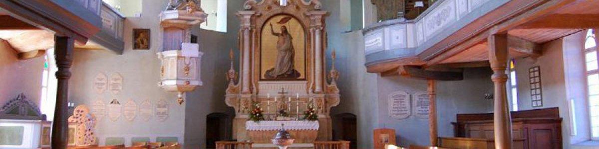 Evangelische Kirche in Bad Goisern am Hallstättersee - © Kraft