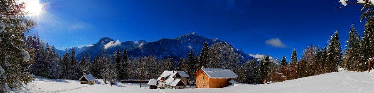Totally relaxed - Winter holidays around Lake Hallstatt - © Kraft