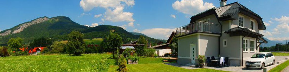 Ferienhaus Theresia in Bad Goisern am Hallstättersee - © Kraft