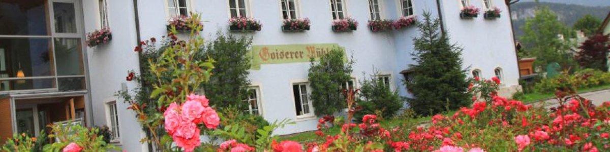Wohlfühlhotel Goiserermühle - Bad Goisern am Hallstättersee -