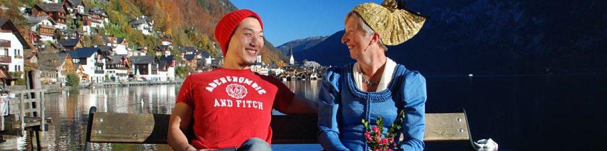 Lotse durch Welterbe: Ausflugsplaner für die Ferienregion Dachstein Salzkammergut - © Kraft