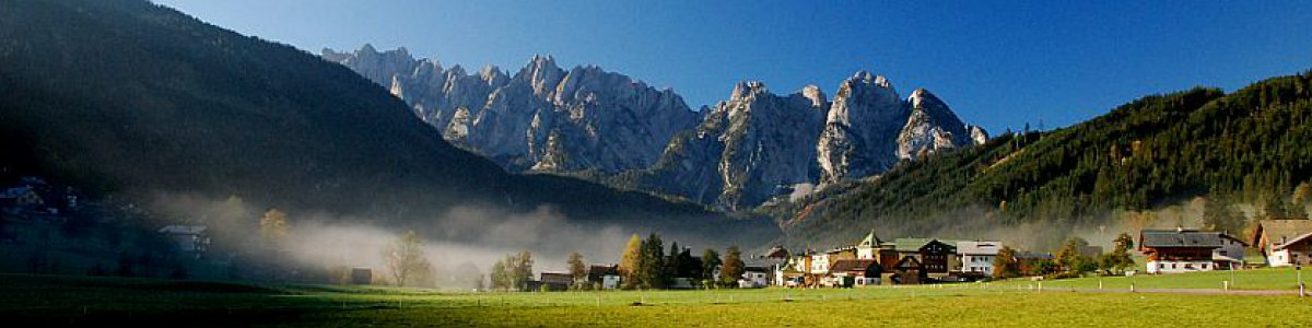 Holiday in Austria – Vvacation in Gosau: Mühlradl in the summer time - © Kraft